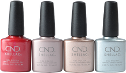 Cnd Shellac 4 pc Night Moves (Holiday 2018) Collection