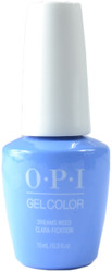 OPI Gelcolor Dreams Need Clara-Fication