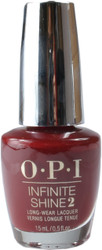 OPI Infinite Shine Ginger's Revenge