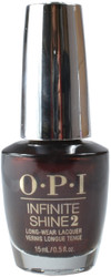 OPI Infinite Shine Black To Reality