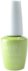 OPI Gelcolor How Does Your Zen Garden Grow? (UV / LED Polish)