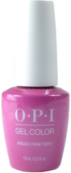 OPI Gelcolor Arigato From Tokyo (UV / LED Polish)