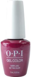 OPI Gelcolor Hurry-Juku Get This Color! (UV / LED Polish)