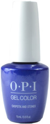 OPI Gelcolor Chopstix and Stones (UV / LED Polish)