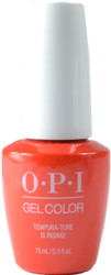 OPI Gelcolor Tempura-ture Is Rising! (UV / LED Polish)