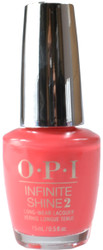 OPI Infinite Shine Tempura-ture Is Rising! (Week Long Wear)