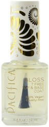 Pacifica Top & Base Coat (0.45 fl. oz. / 13.3 mL)