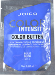 JOICO Color Intensity Blue Color Butter Color Depositing Treatment (0.68 fl. oz. / 20 mL)