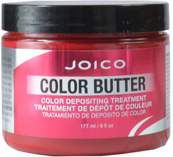 JOICO Color Intensity Red Color Butter Color Depositing Treatment (6 fl. oz. / 177 mL)