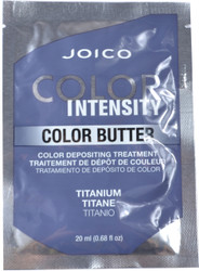 JOICO Color Intensity Titanium Color Butter Color Depositing Treatment (0.68 fl. oz. / 20 mL)
