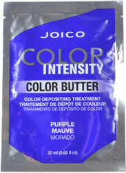 JOICO Color Intensity Purple Color Butter Color Depositing Treatment (0.68 fl. oz. / 20 mL)