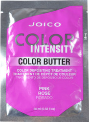 JOICO Color Intensity Pink Color Butter Color Depositing Treatment (0.68 fl. oz. / 20 mL)