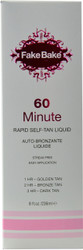 Fake Bake 60 Minute Rapid Self-Tan Liquid (8 fl. oz. / 236 mL)