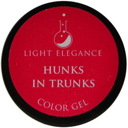Light Elegance Hunks In Trunks Color Gel (UV / LED Gel)