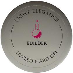 Light Elegance Clear Builder Lexy Line UV / LED Hard Gel Builder (1.01 fl. oz. / 30 mL)