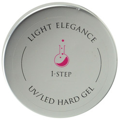 Light Elegance Clear 1-Step Lexy Line UV / LED Hard Gel Builder (1.01 fl. oz. / 30 mL)