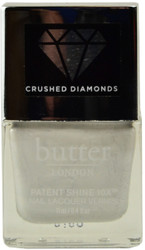 Butter London Princess Cut Crushed Diamonds Patent Shine 10X (Week Long Wear)