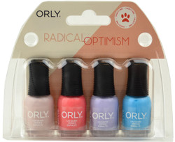 Orly 4 pc Radical Optimism Mini Set