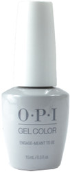 OPI Gelcolor Engage-meant to Be (UV / LED Polish)