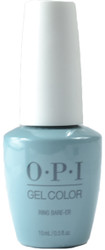 OPI Gelcolor Ring Bare-er (UV / LED Polish)