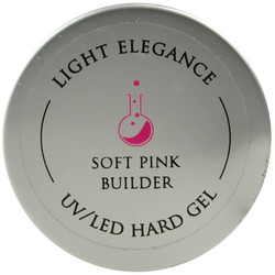 Light Elegance Soft Pink Builder Lexy Line UV / LED Hard Gel Builder (1.01 fl. oz. / 30 mL)