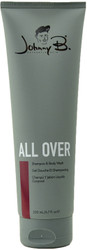 Johnny B. All Over Shampoo & Body Wash (6.7 fl. oz. / 200 mL)