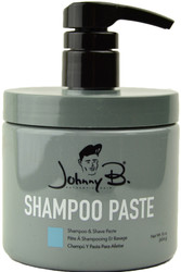 Johnny B. Shampoo & Shave Paste (16 oz. / 454 g)