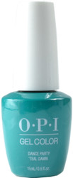 OPI Gelcolor Dance Party 'Teal Dawn (UV / LED Polish)