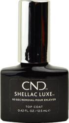 CND Shellac Luxe UV / LED Top Coat (0.42 fl. oz. / 12.5 mL)