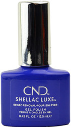 CND Shellac Luxe Blue Eyeshadow (UV / LED Polish)