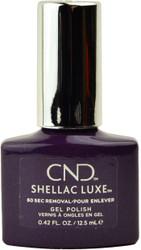 CND Shellac Luxe Eternal Midnight (UV / LED Polish)
