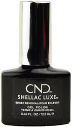 CND Shellac Luxe Black Pool (UV / LED Polish)