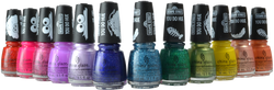 China Glaze 12 pc You Do Hue 2019 Sesame Street Collection