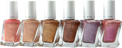 Essie Gel Couture 6 pc Sunrush Metals 2019 Collection