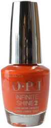 OPI Infinite Shine Suzi Needs a Loch-Smith (Week Long Wear)