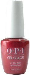 OPI Gelcolor A Little Guilt Under the Kilt (UV / LED Polish)