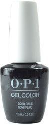 OPI Gelcolor Good Girls Gone Plaid (UV / LED Polish)