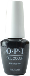 OPI Gelcolor Rub-A-Pub-Pub (UV / LED Polish)