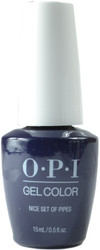 OPI Gelcolor Nice Set of Pipes (UV / LED Polish)