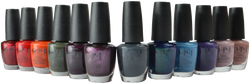 OPI 12 pc Scotland 2019 Collection