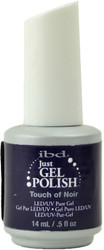 Ibd Gel Polish Touch of Noir (UV / LED Polish)