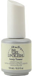 Ibd Gel Polish Ivory Tower (UV / LED Polish)