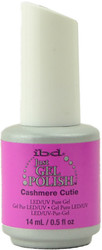 Ibd Gel Polish Cashmere Cutie (UV / LED Polish)