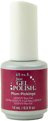 Ibd Gel Polish Plum Pickings (UV / LED Polish)