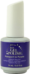 Ibd Gel Polish Passport to Purple (UV / LED Polish)