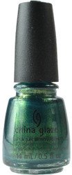 China Glaze Green with Jealousy