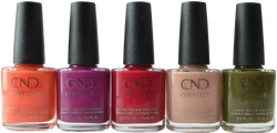 Cnd Vinylux 5 pc Treasured Moments 2019 Collection