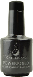 Light Elegance Powerbond UV / LED Bonding Base Coat (0.54 fl. oz. / 15 mL)