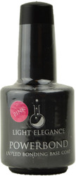 Light Elegance Pink Powerbond UV / LED Bonding Base Coat (0.54 fl. oz. / 15 mL)
