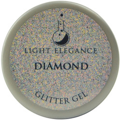 Light Elegance Diamond Glitter Gel (UV / LED Gel)